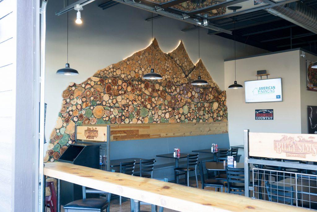 commercial interior design project in Colorado