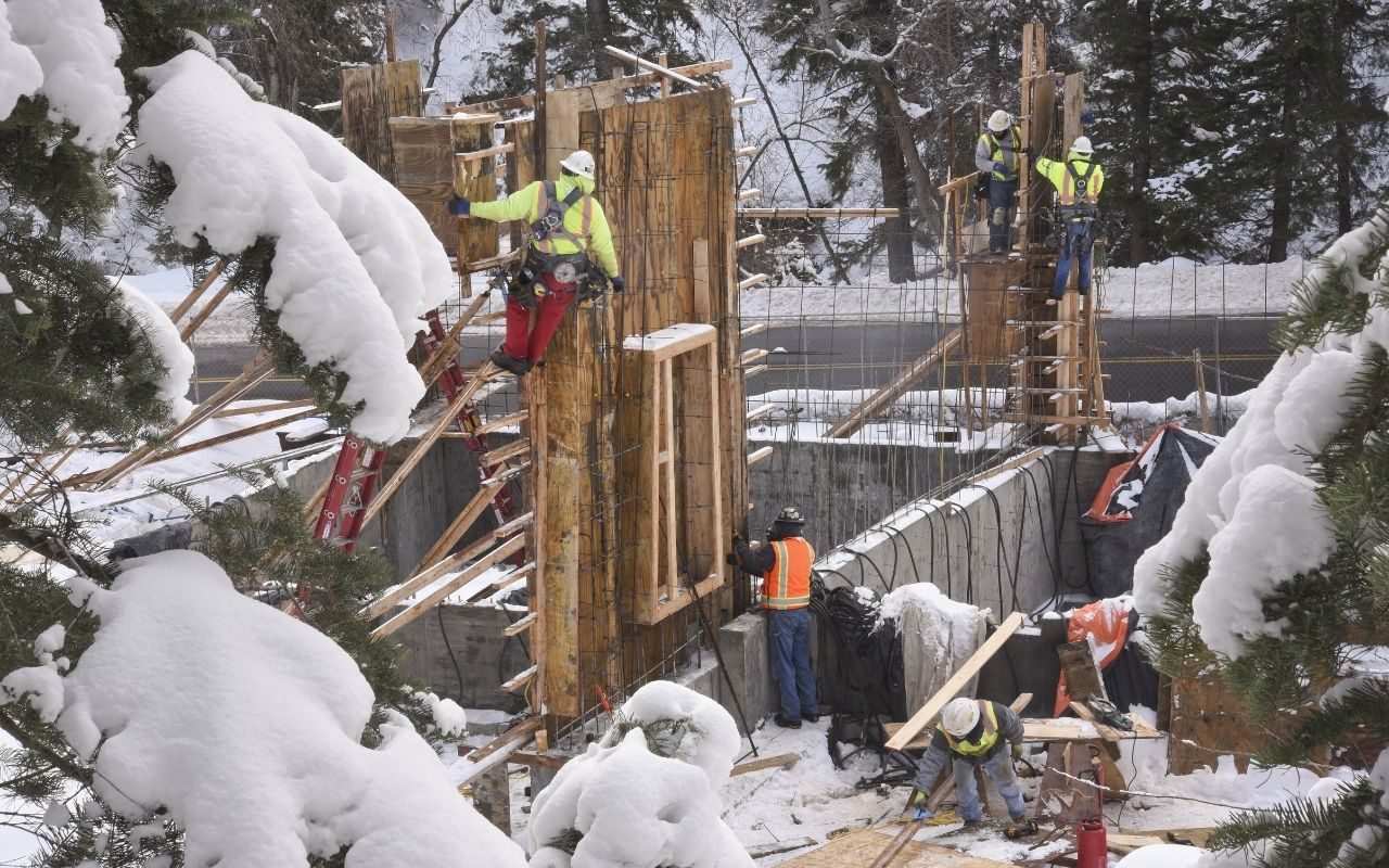 How Does Weather Affect Construction?   H3 Construction & Design