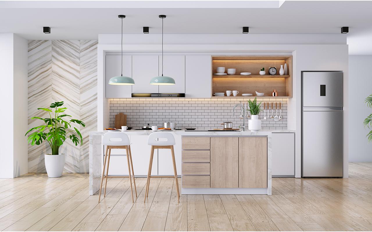 Patterns in kitchen design
