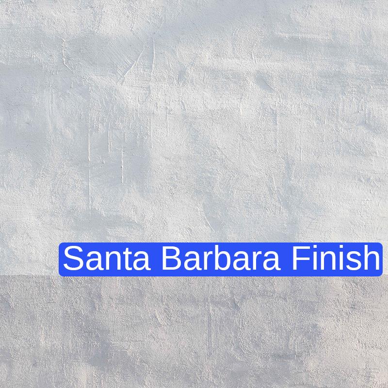 Santa Barbra Finish
