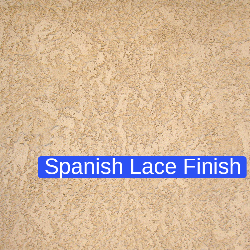 Spanish Lace Finish
