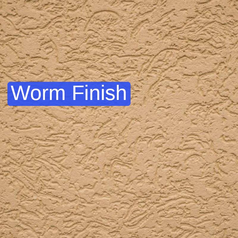 Worm Finish